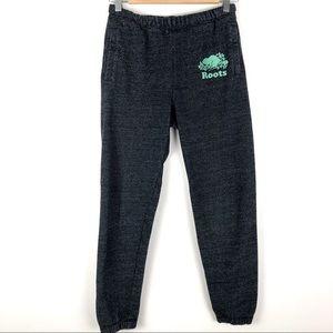 Roots Black Pepper Jogger Pants